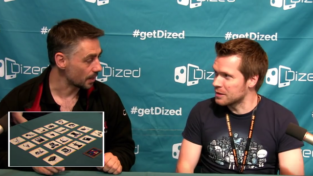 UK Games Expo 2016 - Codenames Pictures Interview