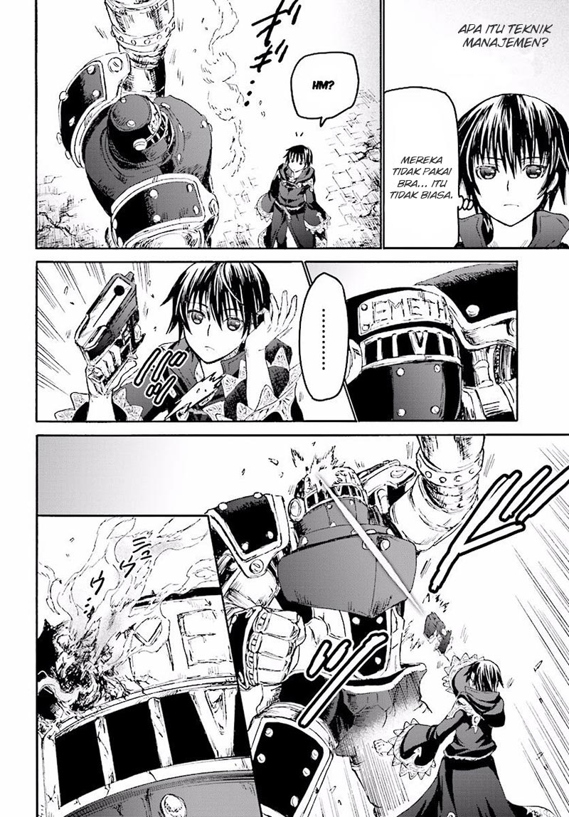 Manga Death March Chapter 23 Bahasa Indonesia
