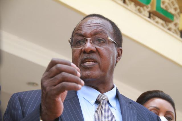 Kiambaa MP Paul Koinange dies of COVID-19 photo