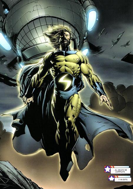 Superhéroe de Marvel convertido en villano