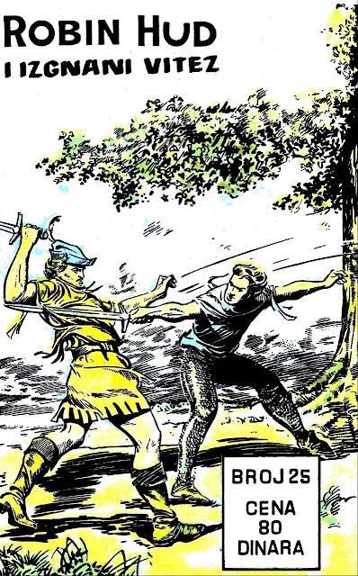 Robin Hud i Izgnani Vitez - Robin Hud