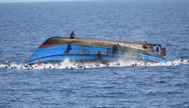 المهدية : غرق مركب يقل مهاجرين غير نظاميين .. وانقاذ 41 منهم