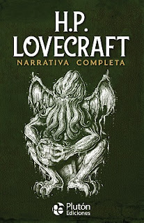 Narrativa Completa Lovecraft Plutón