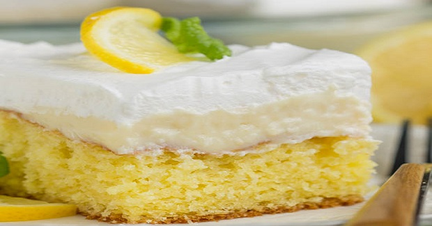 Lemon Icebox Cake Recipe