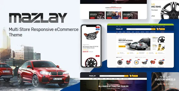 Best Car Accessories Prestashop Theme