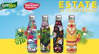 Logo Estate in Leggerezza: con Benefibra e Venoruton vinci 250 bottiglie termiche