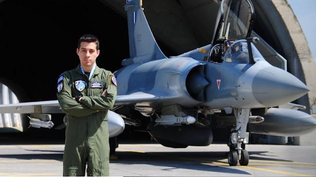 """Ο Έλληνας πιλότος που κέρδισε τον τίτλο """"Best Warrior"""" του ΝΑΤΟ (βίντεο)"""
