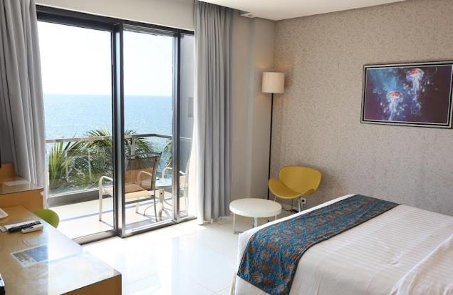 Daftar Hotel Dekat WBL Paciran Lamongan. Tanjung Kodok Beach Resort Lamongan (TKBR)