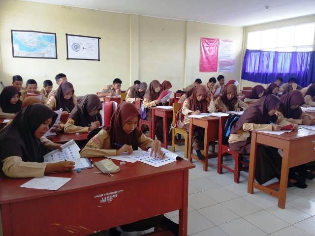 Galeri Kegiatan Namira Consulting Melaksanakan Psikotes di Sekolah-Sekolah