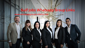 Whatsapp Group Invite Links: Gulf Jobs Whatsapp Group Links