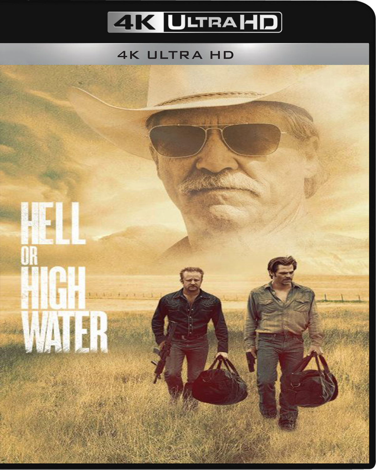 Hell or High Water [2016] [UHD] [2160p] [Latino]