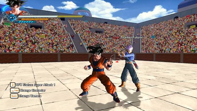 Imagem do Dragon Ball Xenoverse 2