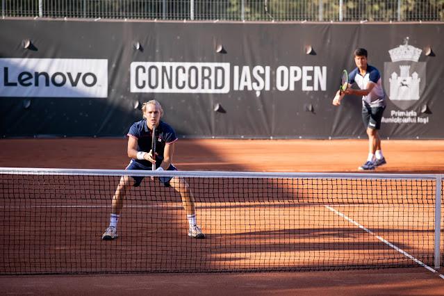 João Menezes Rafael Matos challenger Iasi romenia tenis