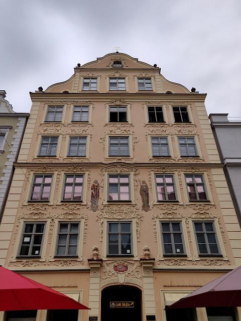 Ingolstadt Altstadt Ickstatthaus