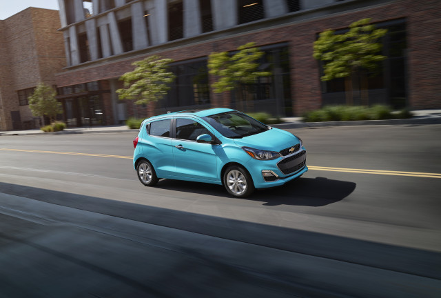 2022 Chevrolet Spark Review