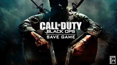 call of duty black ops save