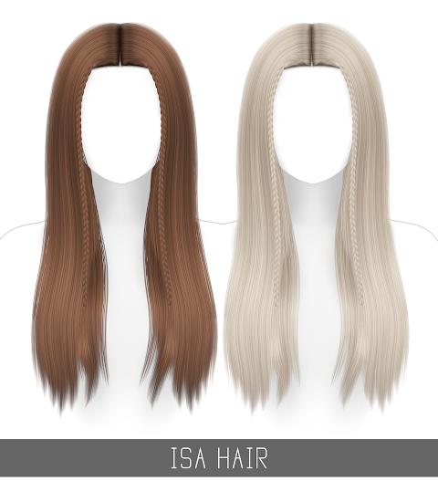 ISA HAIR