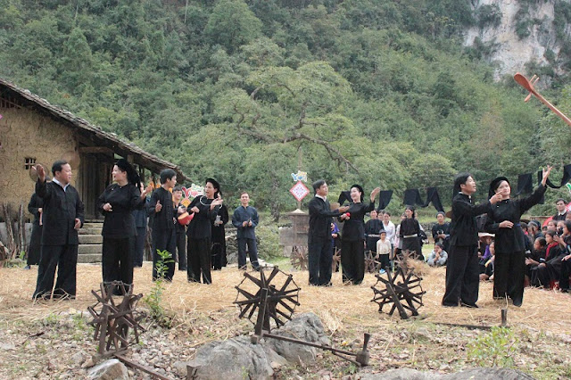 The ethnic Nung in Ha Giang 3