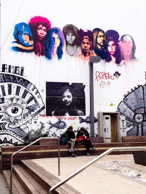 Граффити Флорентина | Блог Rimma in Israel