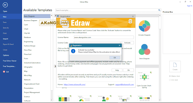 Download EdrawSoft Edraw Max Final Latest Version, EdrawSoft Edraw Max Offline Installer