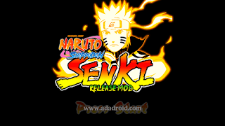 Naruto Senki Release Mod the Great Alliance Shinobi