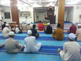 [Gambar] Cintai Rasulullah - Ustaz Sabri Abd Rani