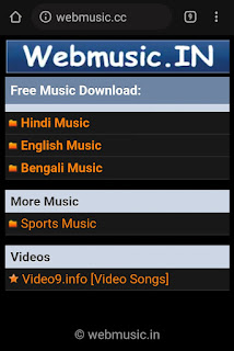 best Hindi songs download sites