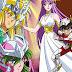 Há 25 anos estreava o anime Os Cavaleiros Do Zodíaco no Brasil!