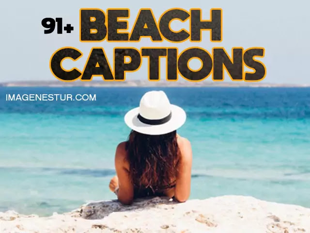 Beach Captions For Instagram Photos