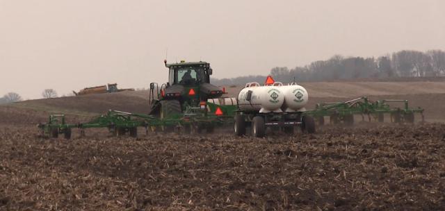 fall fertilizer management Minnesota 2020