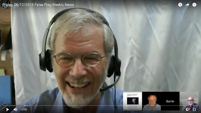 Barrie Zwicker on False Flag Weekly News at No Lies Radio