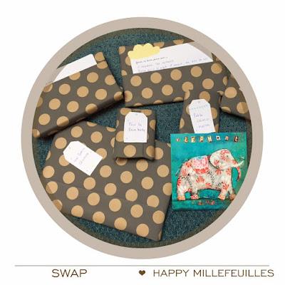 swap livre happy millefeuille