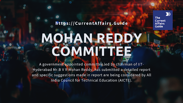Mohan Reddy Committee