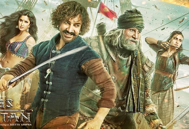 Aamir Khan Thugs of Hindustan
