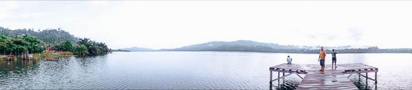 danau talaga sulawesi tengah