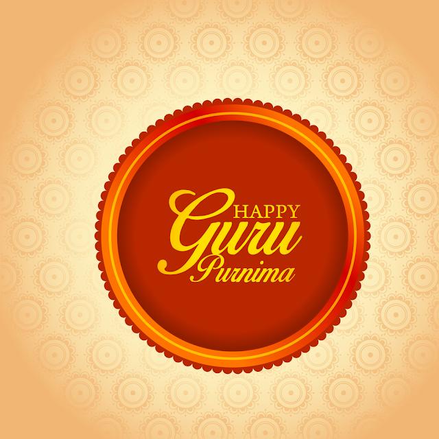 guru poornima poster 2019