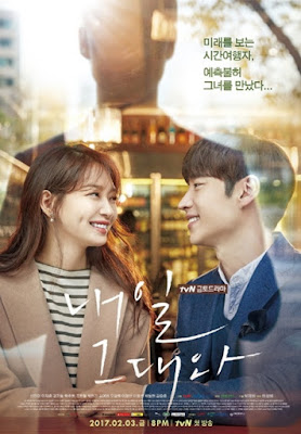 drama korea terbaru tomorrow with you