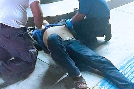 Se consuma la ejecución 23 en Playa del Carmen. El hoy occiso era hermano del taxista asesinado el domingo pasado en la colonia Palmas 1