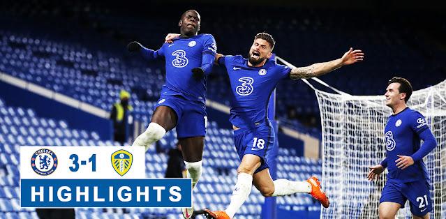 Chelsea vs Leeds United – Highlights