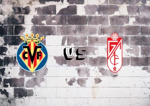 Villarreal vs Granada  Resumen y goles