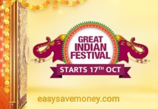 Great India Festival Sale On Amazon