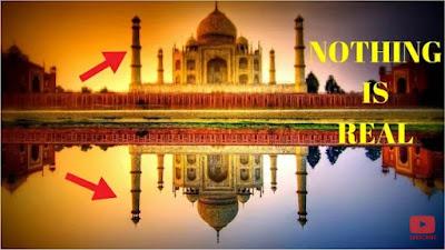 Psychological Tricks Of Taj Mahal