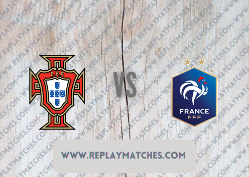 Portugal vs France -Highlights 23 June 2021