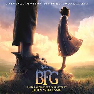 John Williams – The BFG (OST) (2016) - Album Download, Itunes Cover, Official Cover, Album CD Cover Art, Tracklist