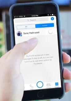 Cara Menyembunyikan Status Aktif di Facebook Messenger Pada Android dan iPhone