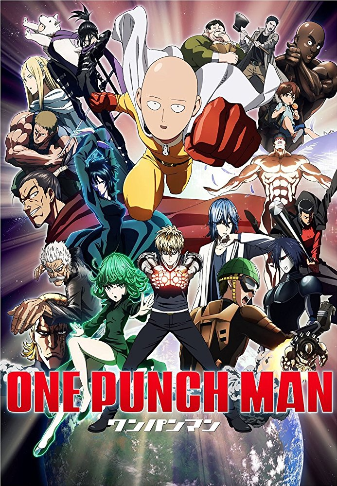 One Punch Man Lovers Februari 2018