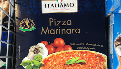 Pizza Marinara, Lidl