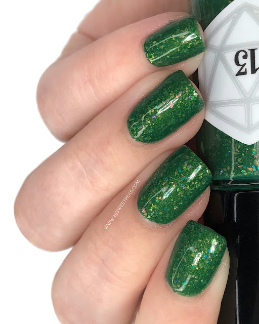 Lucky 13 Lacquer Fear the Unknown