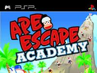 Download Game Ape Escape Academy PSP