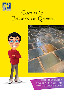 Concrete Pavers Queens
